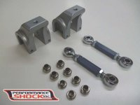 PSi 'Raceline' Porsche 996 Rear Anti-Roll Bar mount & drop links