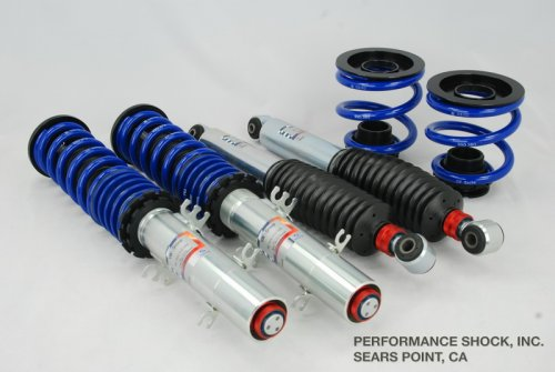 Sachs Performance Coilover Suspension Kit for Audi A3 / VW Mk5