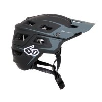ATB-1T EVO Trail Helmet - Black/Grey