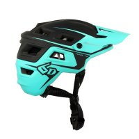 ATB-1T EVO Trail Helmet - Black/Teal