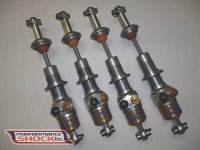 PSi 'Raceline' Lotus Evora suspension system (2-way)