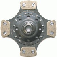 ZF Sachs Performance Clutch Disc 215S