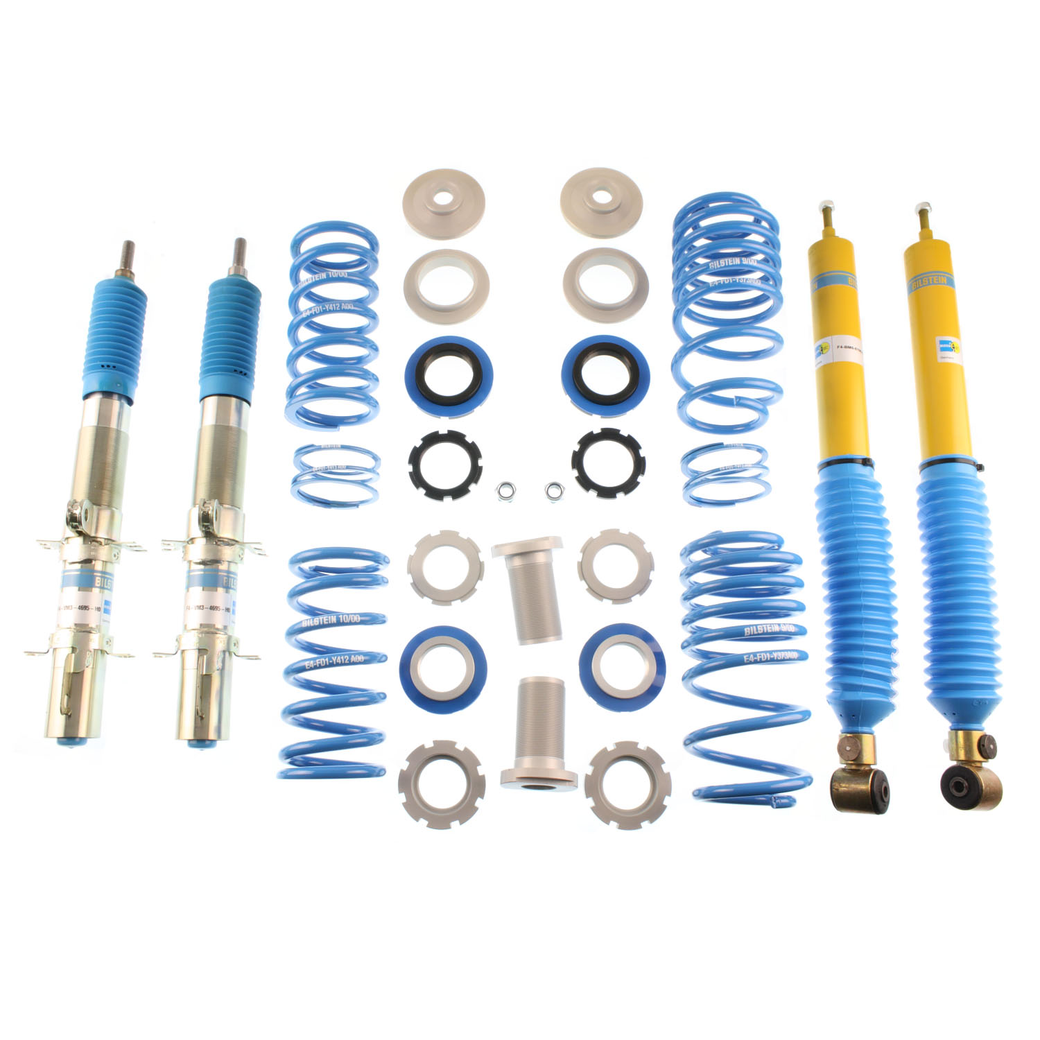 Bilstein (PSS9) Performance Suspension System for Audi TT (Mk.1)