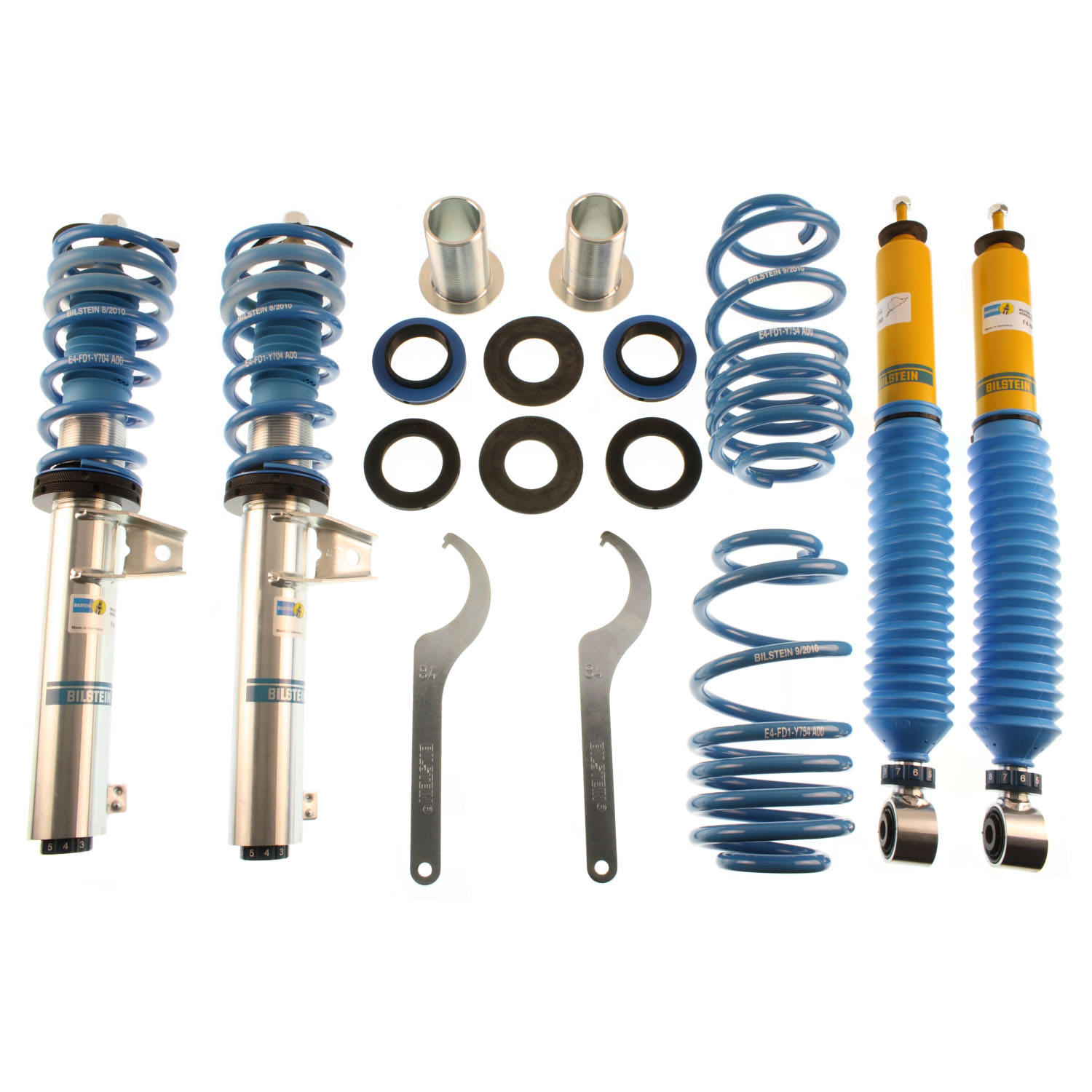 Bilstein PSS10 Performance Suspension VW Golf/GTI/Jetta/Passat