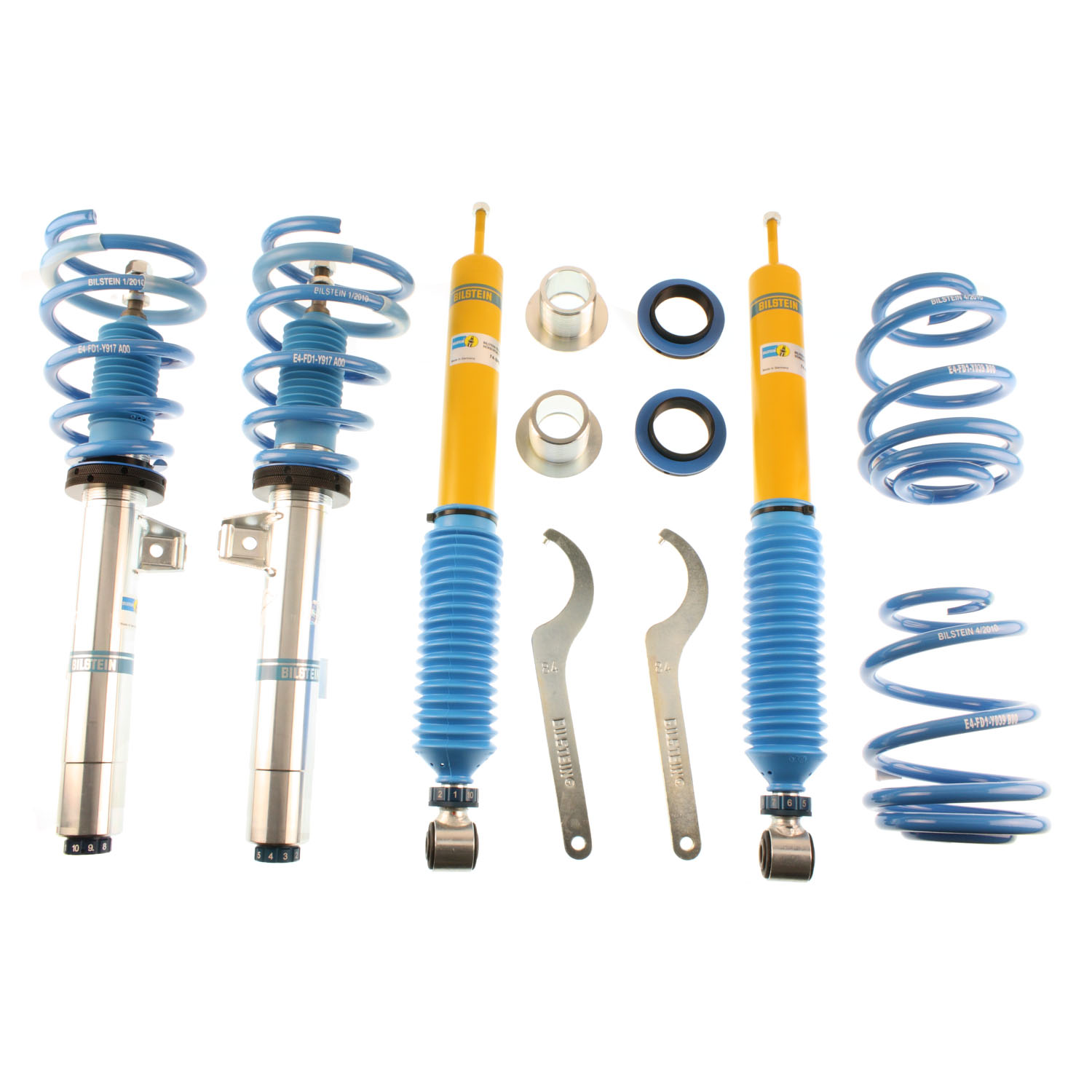 Bilstein (PSS10) Performance Suspension System for BMW Z4 (E89)