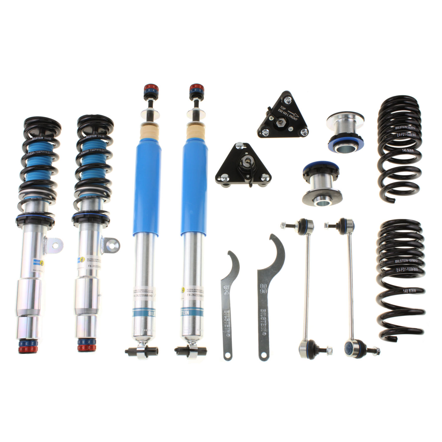 Bilstein Clubsport Coilover Suspension Kit For Bmw E92 M3