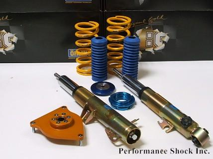 BMW Mini (R50/R53) Road & Track coilover suspension