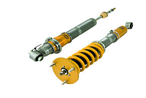 Ohlins Road & Track coilover suspension system - ISF/IS350/GS460